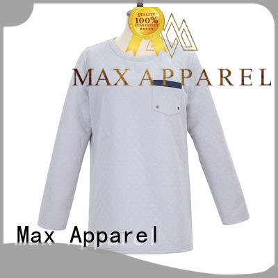 Max Apparel new-arrival fleece half zip pullover order now for woman