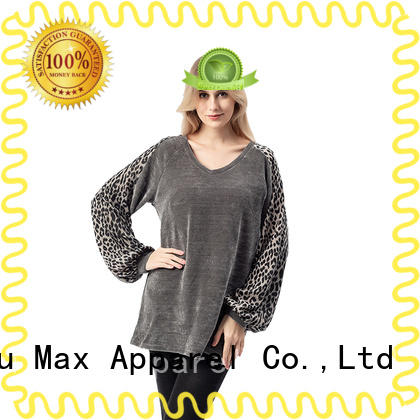 Max Apparel womans tops inquire now for outdoor activities