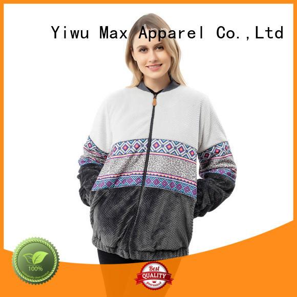 inexpensive cozy fleece jacket for wholesale for outdoor activities