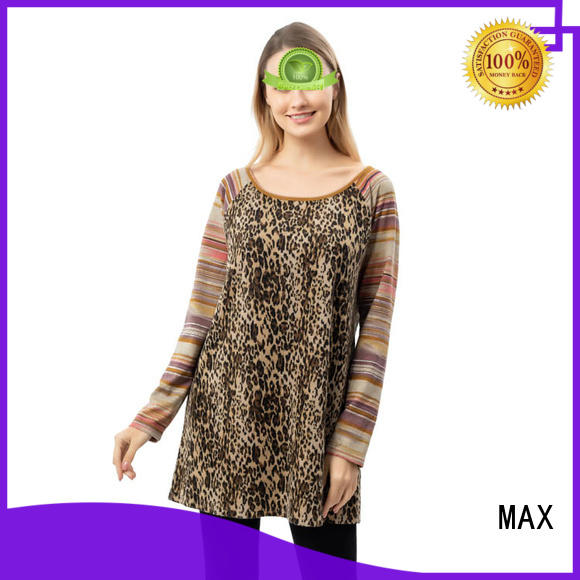 Max Apparel womans tops free design for winter