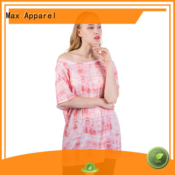Max Apparel long sleeve tops free design for woman