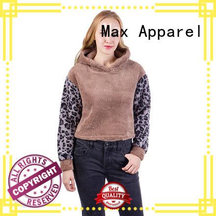 Max Apparel stylish women hoodie inquire now for shopping