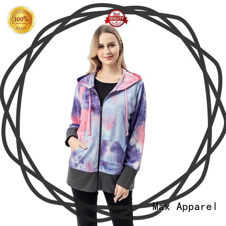 Max Apparel trendy sherpa fleece jacket womens free quote for outdoor activities