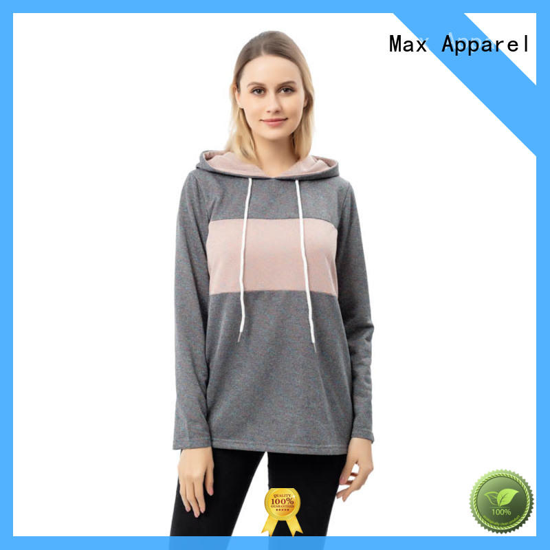 Max Apparel high-quality rib pullover order now for cold days
