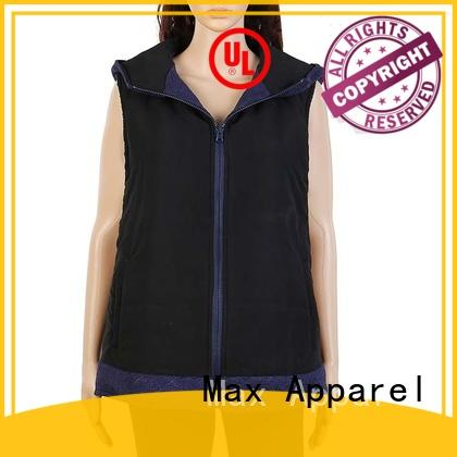 low cost monogram sherpa vest inquire now for woman
