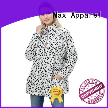 Max Apparel newly women's pullover free design for cold days