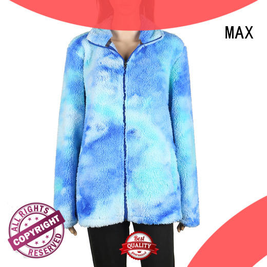Max Apparel sherpa fleece jacket womens for wholesale for girl