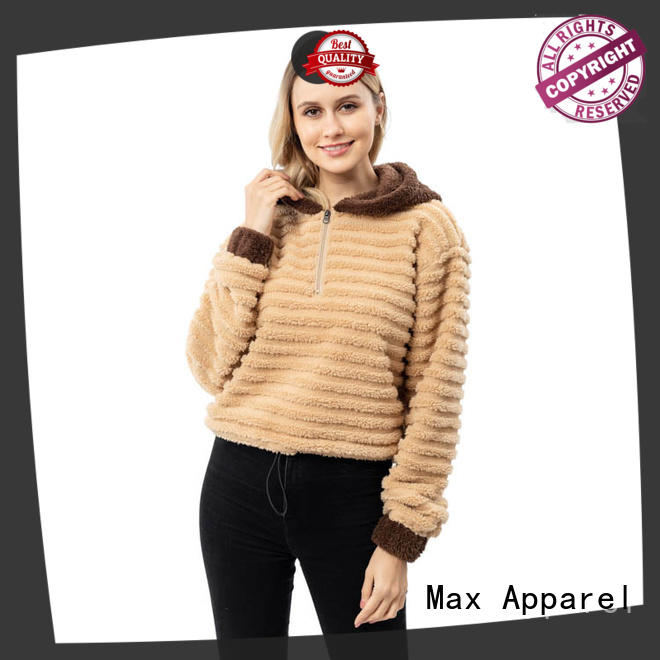 Max Apparel newly sherpa fleece pullover inquire now for girl
