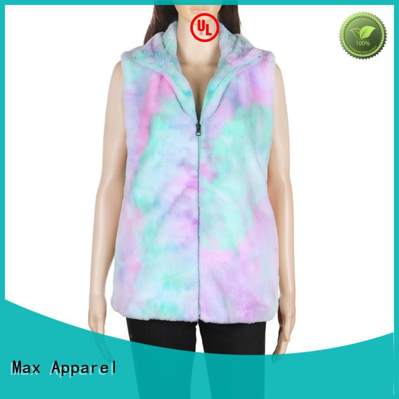stylish reversible plaid vest for wholesale for beach