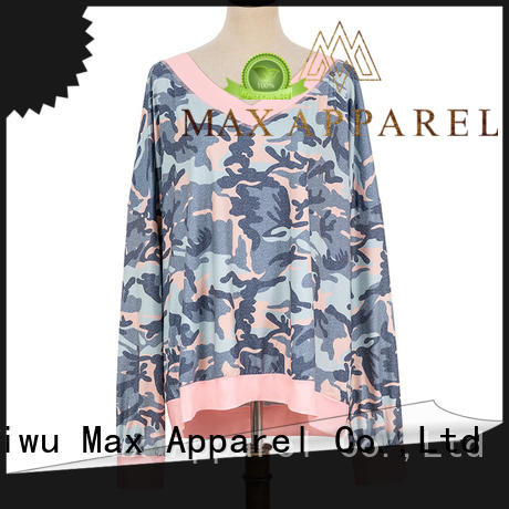 Max Apparel popular womans tops free sample  for woman